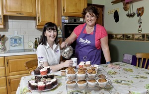 Stroke Association in call for bakers to support October fundraising week