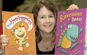 Henry Hugglemonster creator Niamh Sharkey to host Belfast Cinemagic workshop