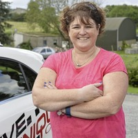 Co Down driving instructor urges support for stroke charity