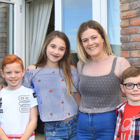 Co Antrim mum's difficult decision to have preventative breast cancer op