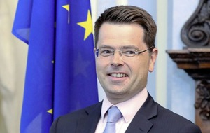 New Stormont talks deadline set by James Brokenshire