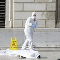 Soldiers shoot dead knifeman who killed two women at Marseille station
