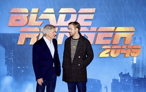 Harrison Ford and Ryan Gosling make a pretty sharp partnership in Blade Runner 2049
