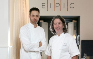 Eipic and Ox keep Michelin stars