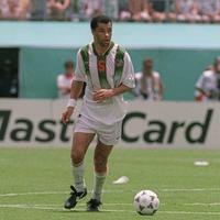 In The Irish News on October 3, 1996: Aston Villa accept transfer request from Republic of Ireland defender Paul McGrath