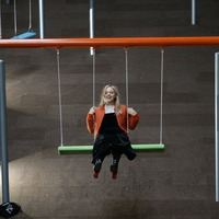 A new exhibit has turned the Tate Modern's Turbine Hall into a playground
