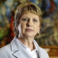 Mary McAleese installed as lay canon at Church of Ireland cathedral