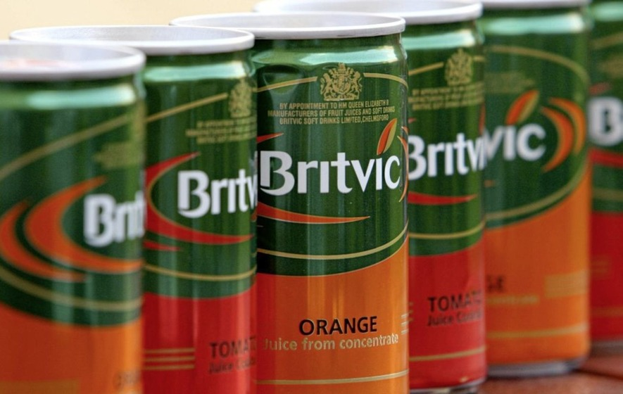 Britvic plans United Kingdom  site closure, affecting 240 employees