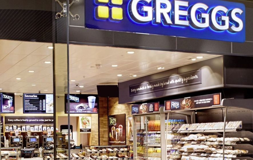 New ranges and breakfast demand boost sales at Greggs