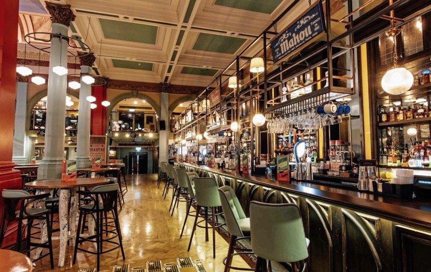 Deltic announces merger proposal for Revolution bars