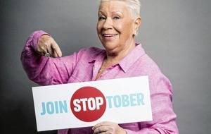 Ex-EastEnders actress Laila Morse backing Stoptober quit smoking campaign