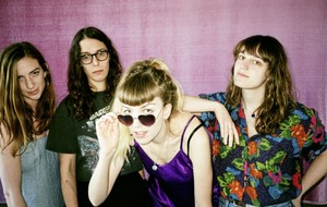 The Big Moon discuss challenges of being female rockers in a man's music world