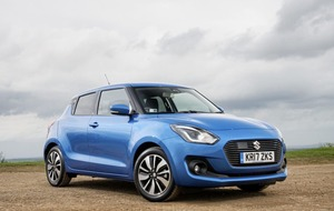 Suzuki Swift: Punching above its weight