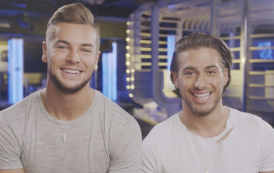 Chris and Kem: Little Bit Leave It single released after reality show