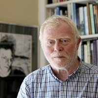 Frank Ormsby: I would hate to be remembered as the poet with Parkinson's