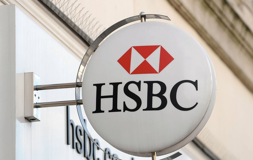 hsbc bank report