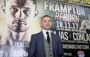 Carl Frampton confirms Mexican Horacio Garcia as 'homecoming' opponent