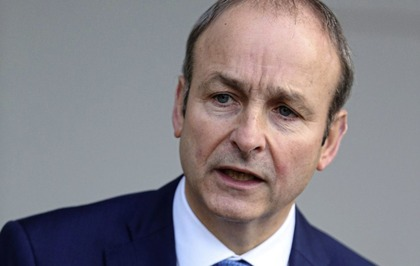 Brian Feeney: Micheál Martin has nothing to lose by being tough on Sinn Féin