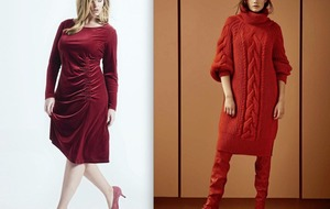 Fashion: Five ways to wear red, this season's big colour trend