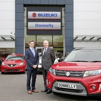 Donnelly Group acquires SMW Suzuki in Belfast