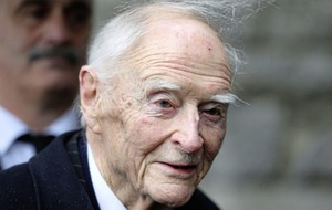 Tributes to Liam Cosgrave, described as a 'giant of Irish politics'
