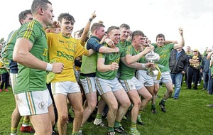 Dunloy move on from Antrim win and focus on Slaughtneil test