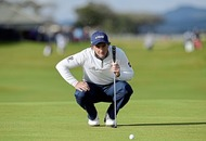 Paul Dunne maintains his fine form to share Links lead