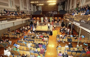 Boxing to return to Ulster Hall as Elite finals are moved to historic venue