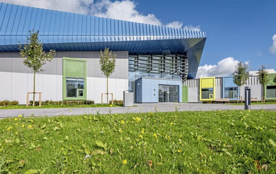 Craigavon Area Hospital New Building
