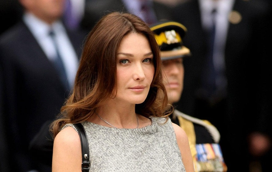 Carla Bruni Sarkozy Tells How Her Husband Saved Her From Being An Alcoholic The Irish News