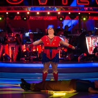 JK Rowling and Val McDermid show their love for Strictly Susan's Wonder Woman