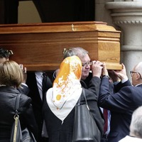 Funeral for former taoiseach Liam Cosgrave