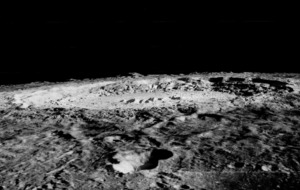 Turns out the moon once had a proper atmosphere