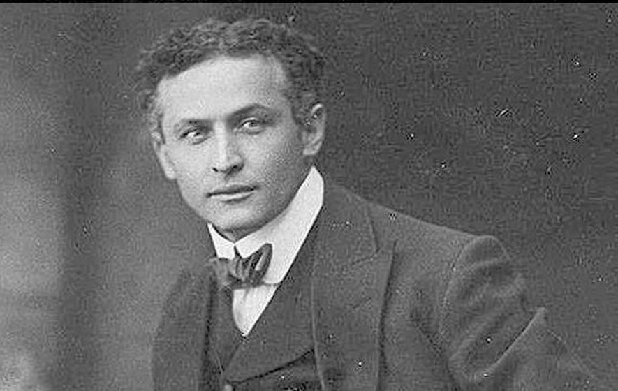 How Belfast provided backdrop for magician Harry Houdini's ...
