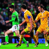 Former Cork City star Sean Maguire wants more international caps