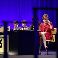 Sturgeon: SNP still has mandate for second independence referendum before 2021