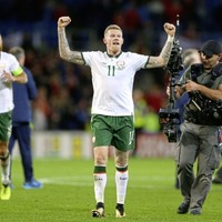 James McClean's goal sinks Wales and secures World Cup qualification play-off place for Republic of Ireland