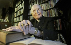 Remembering Cardinal Cahal Daly: 'There is no alternative to dialogue'