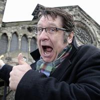 Dan Gordon: 'I've got Frank Carson's comedy DNA' – I can't shut up