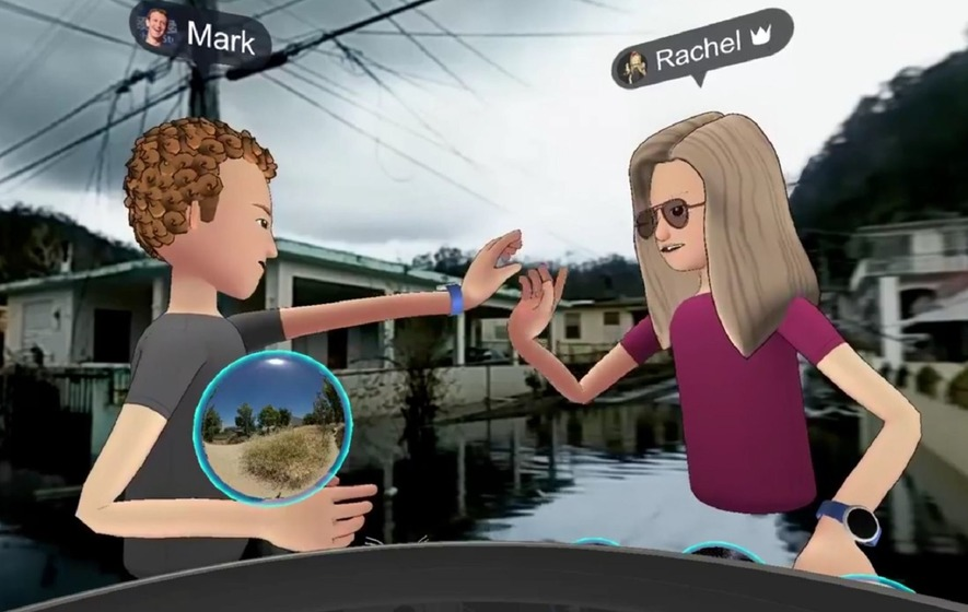 Mark Zuckerberg apologises after weird VR tour of Puerto Rico on