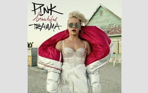 Album reviews: Pink shows she's still doing it her way with Beautiful Trauma