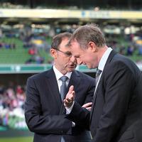 Republic of Ireland manager Martin O'Neill says no to Stoke City