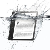 Amazon's new Kindle is the first to be waterproof