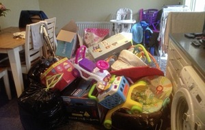 Marie Louise McConville: Attic clear-out makes for emotional journey