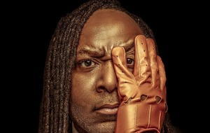 Reginald D Hunter: I've got to the stage where I don't give a s**t