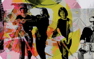 Listen to: The Breeders – Wait in The Car