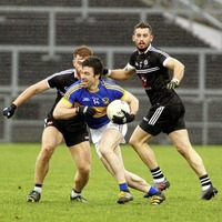 Aidan Forker heaps praise on Maghery boss Shane McConville