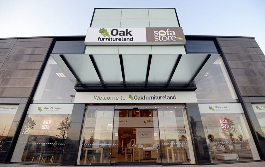 Nice Oak Furniture Land Is Opening Its Second Store In Northern Ireland In Derry  On Saturday