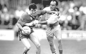 Back in the Day - in The Irish News on Oct 12 1996: Rivals Derry and Tyrone gear up for National League opener
