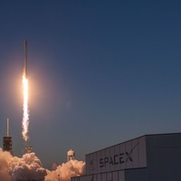 SpaceX just launched and landed its third already used rocket